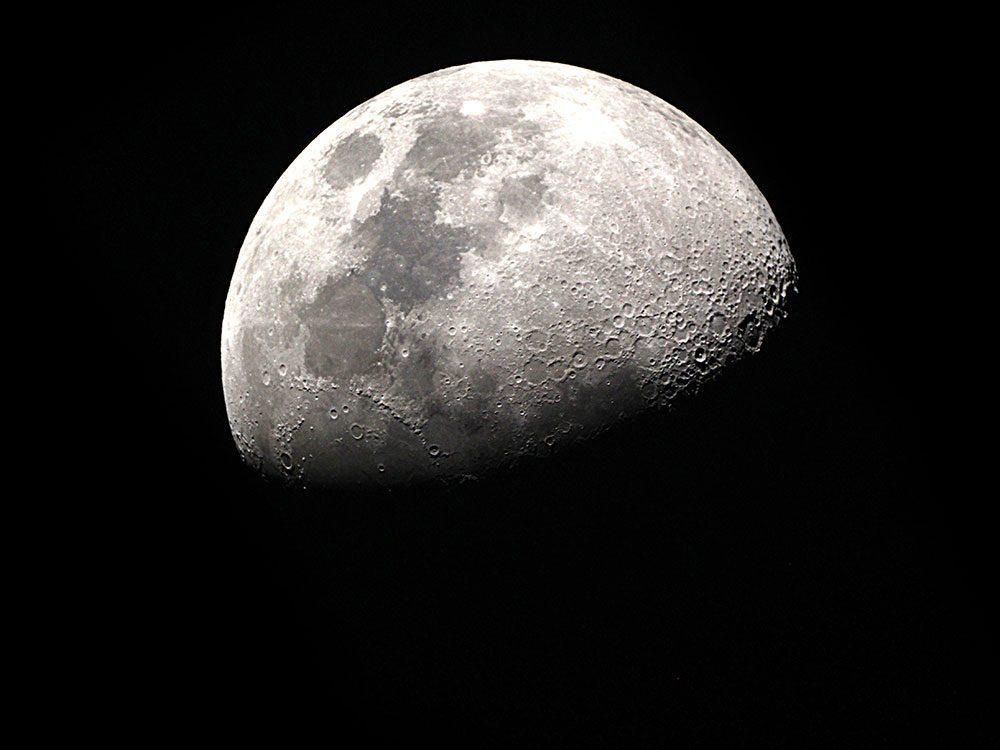 La Lune pourrait-elle être frappée de nouveau par des météorites?