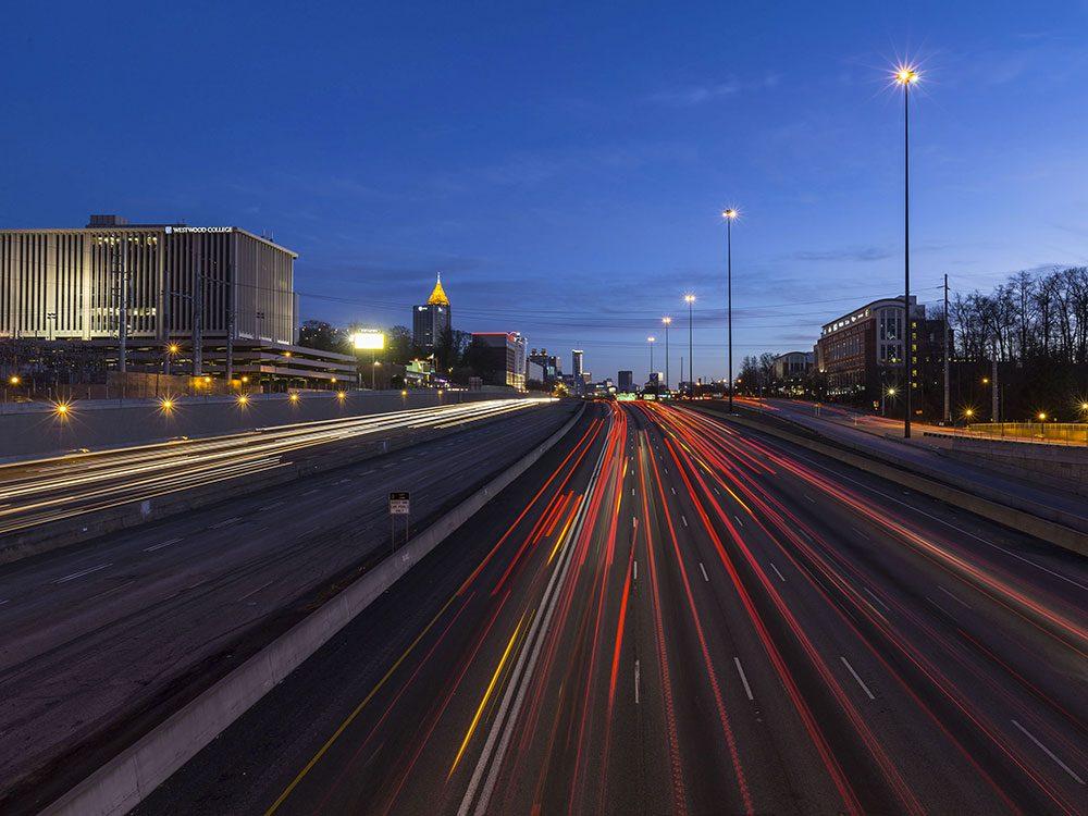 L'Interstate 75 reliant le Michigan à la Floride est une route américaine incontournable.