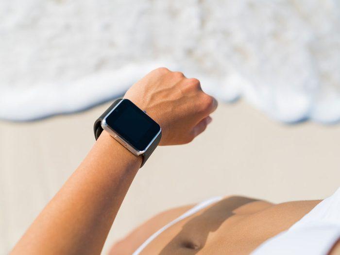 Cancer de la peau: le FPS n'indique pas le nombre de minutes que va durer votre écran solaire.