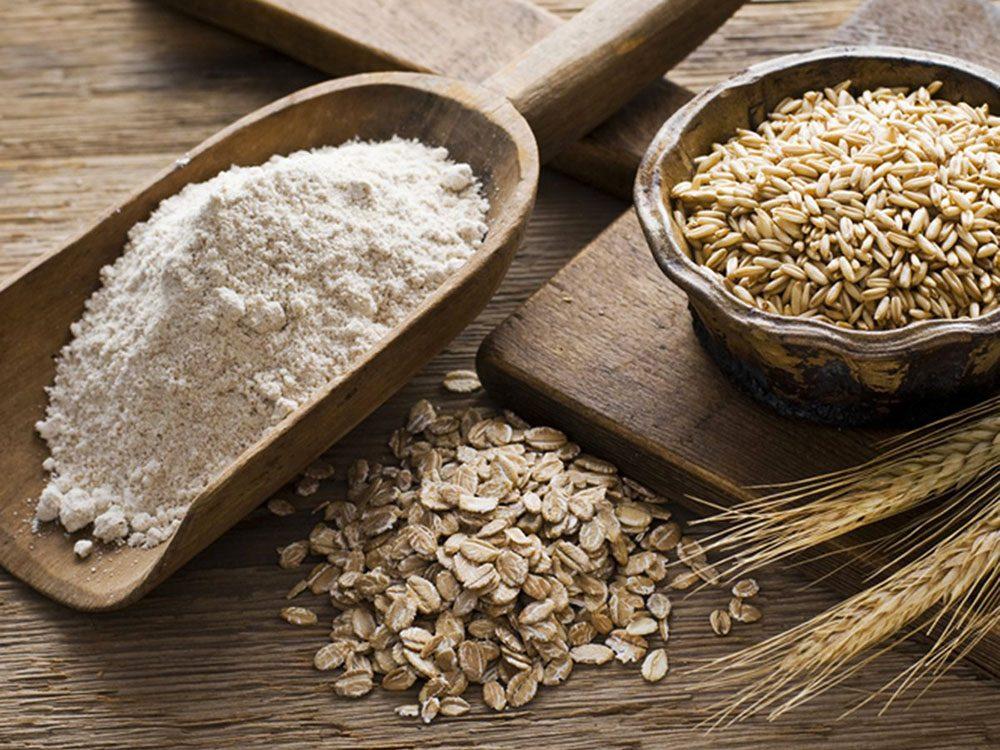 Le pain de blé peut améliorer votre transit intestinal.