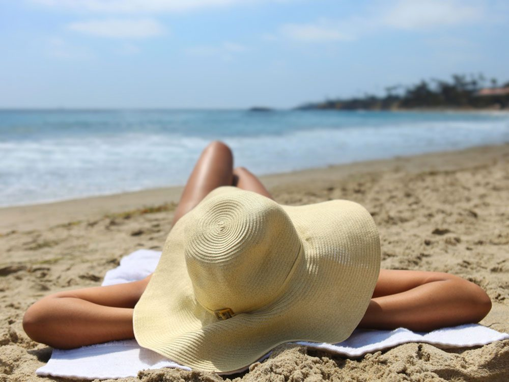 Cancer de la peau: non, le bronzage n'est pas sexy.