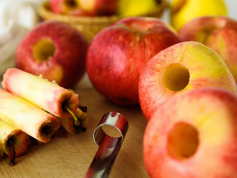 Les pommes peuvent améliorer votre transit intestinal.