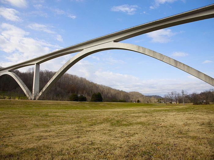 Natchez Trace Parkway est une route américaine incontournable.