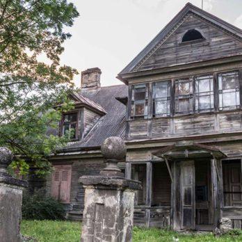 50 maisons abandonnées qui ont besoin d'être restaurées