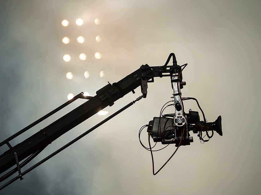 Signification des rêves : Vous apparaissez dans un film ou dans un spectacle télévisé.