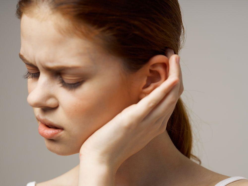 Survivre aux oreilles bouchées