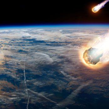 Et si une météorite frappait la terre?