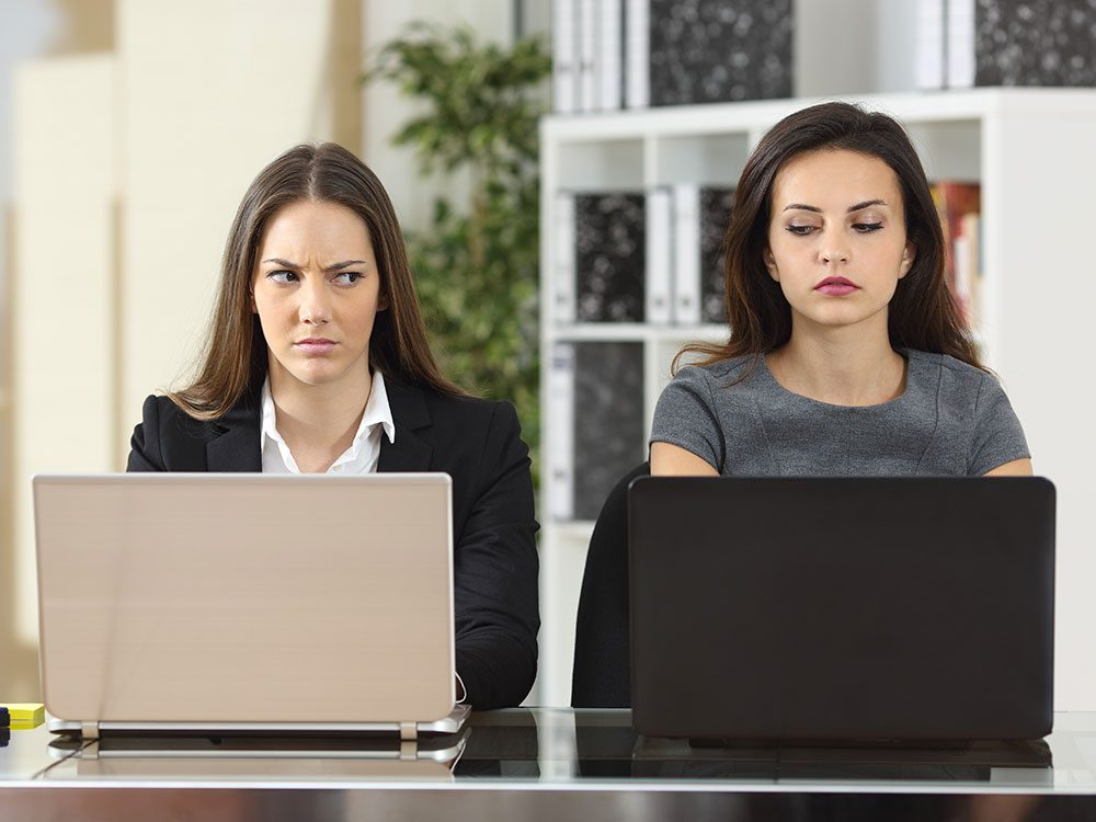 Que faire quand on ne s'entend pas avec un(e) collègue?