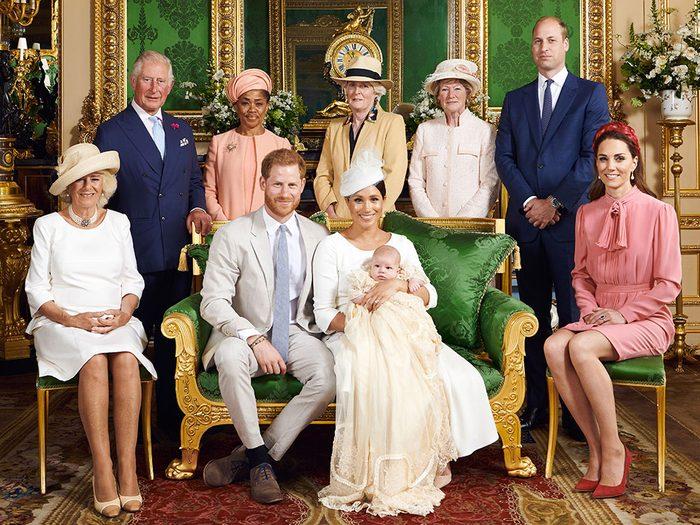 Meghan Markle a quitté Londres avec sa famille.