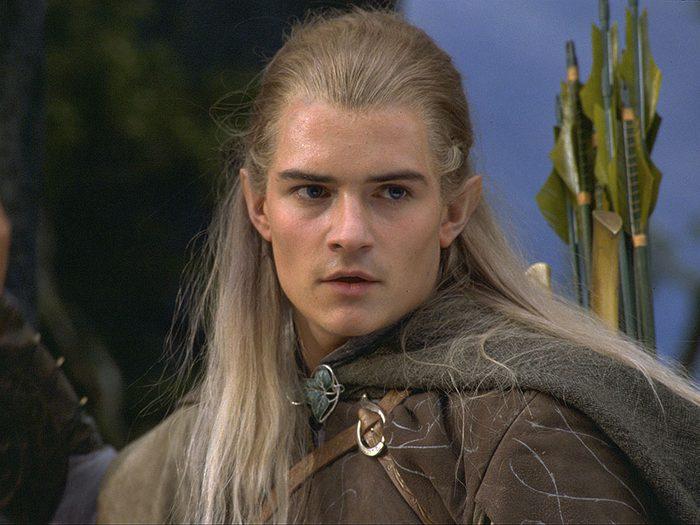 L'âge de Legolas dans le Seigneur des anneaux est aussi un mystère.
