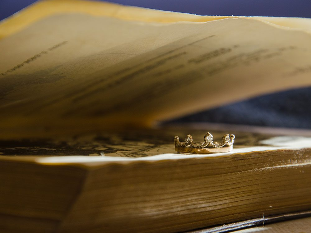 Les trois livres du Seigneur des anneaux étaient censés avoir le même titre.