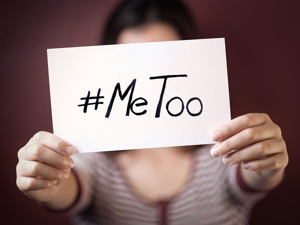Augmentation des agressions sexuelles déclarées.