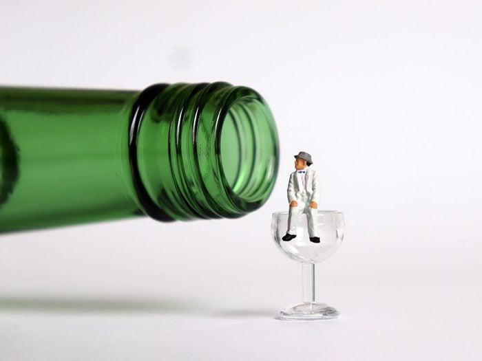 Organiser un bar payant par exemple lors d'un mariage, n'est pas une bonne attitude.