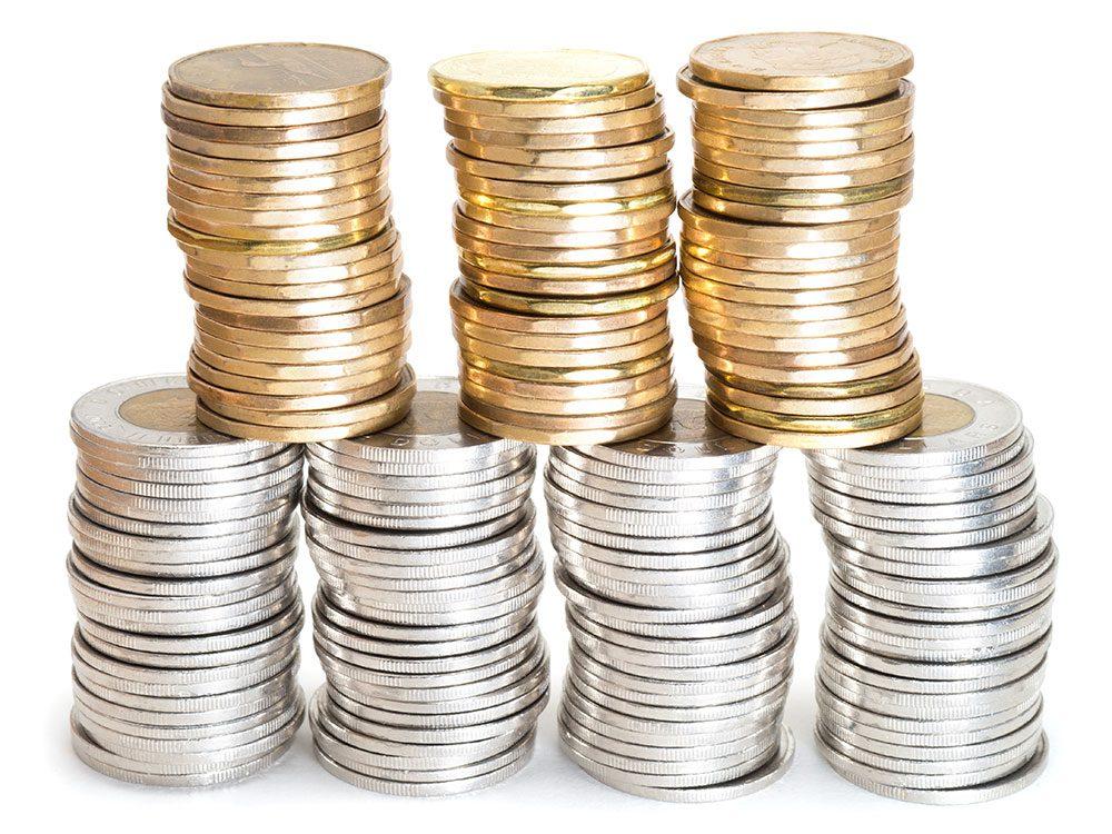 Quand on parle d'argent, présumer de la situation financière de quelqu'un est déplacé.