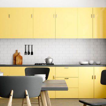 10 couleurs pour redonner vie à vos armoires de cuisine