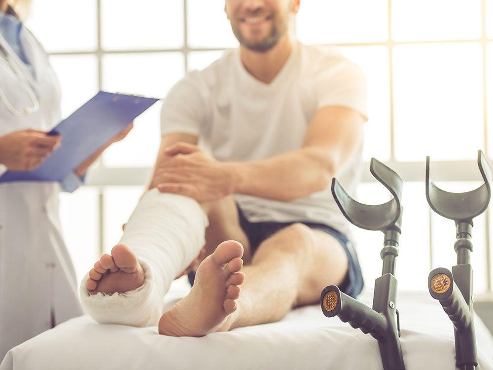 Un Canadien sur quatre sera invalide pendant au moins trois mois avant l'âge de 65ans.