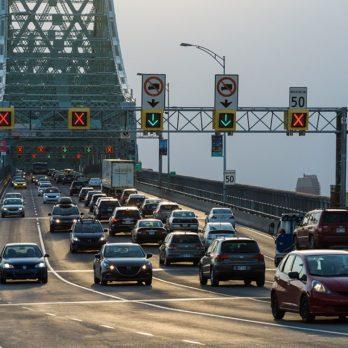 Les Canadiens ont les voitures les plus grosses et les plus énergivores au monde