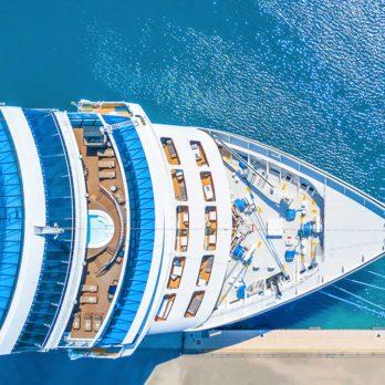 Les coulisses d'un gigantesque navire de croisière