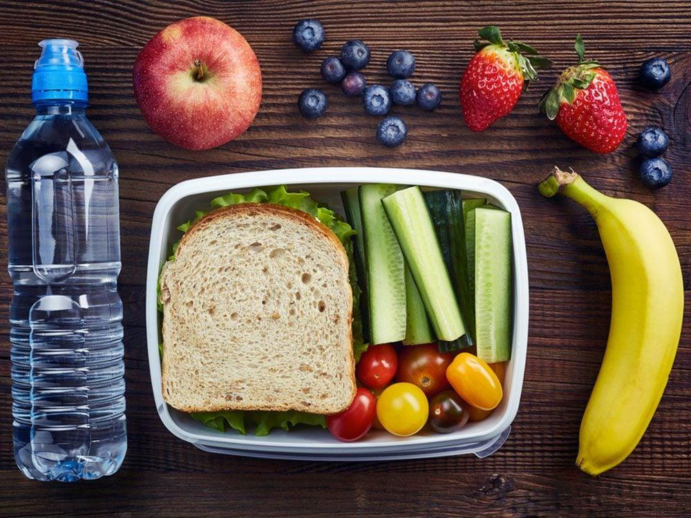 Idee Repas Froid Midi.Les 25 Meilleures Idees De Recettes Pour Boites A Lunch