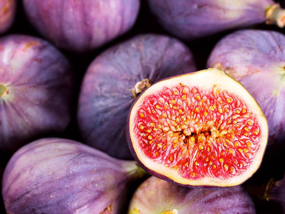 Si vous avez besoin de votre dose de calcium, mangez des figues sèches.