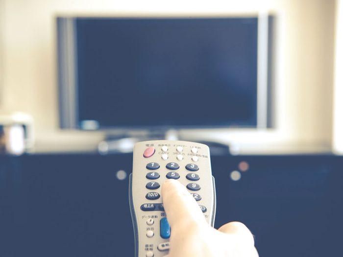 Évitez d'acheter une télévision chez Canadian Tire.
