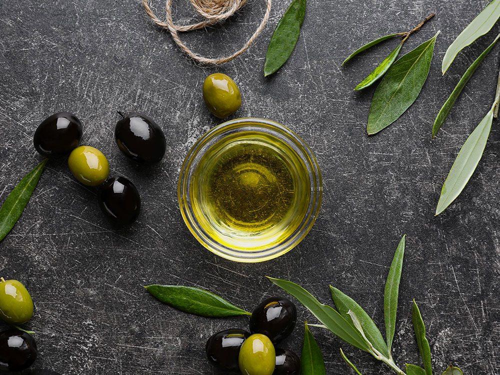 On vous conseille l'huile d'olive chez Costco.