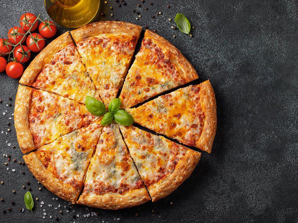 Évitez d'acheter une pizza chez Costco.
