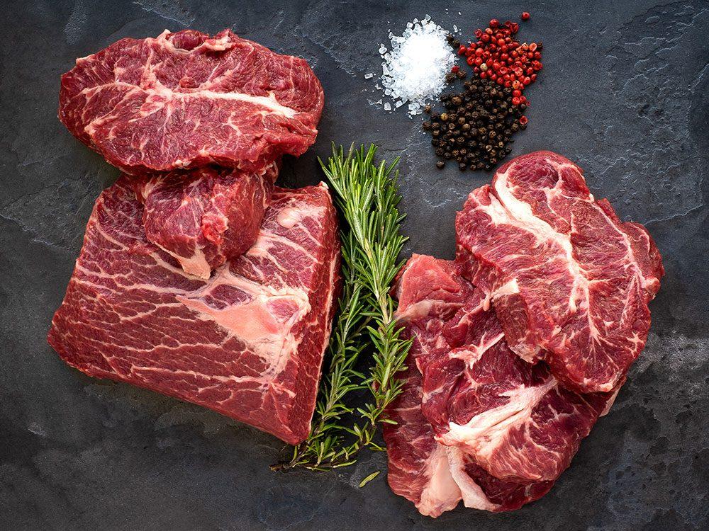 On vous conseille les viandes fraîches du Costco.