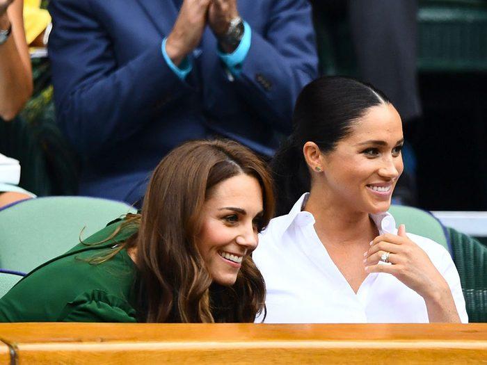 Meghan Markle s'offre des journées de filles avec la Duchesse Kate.