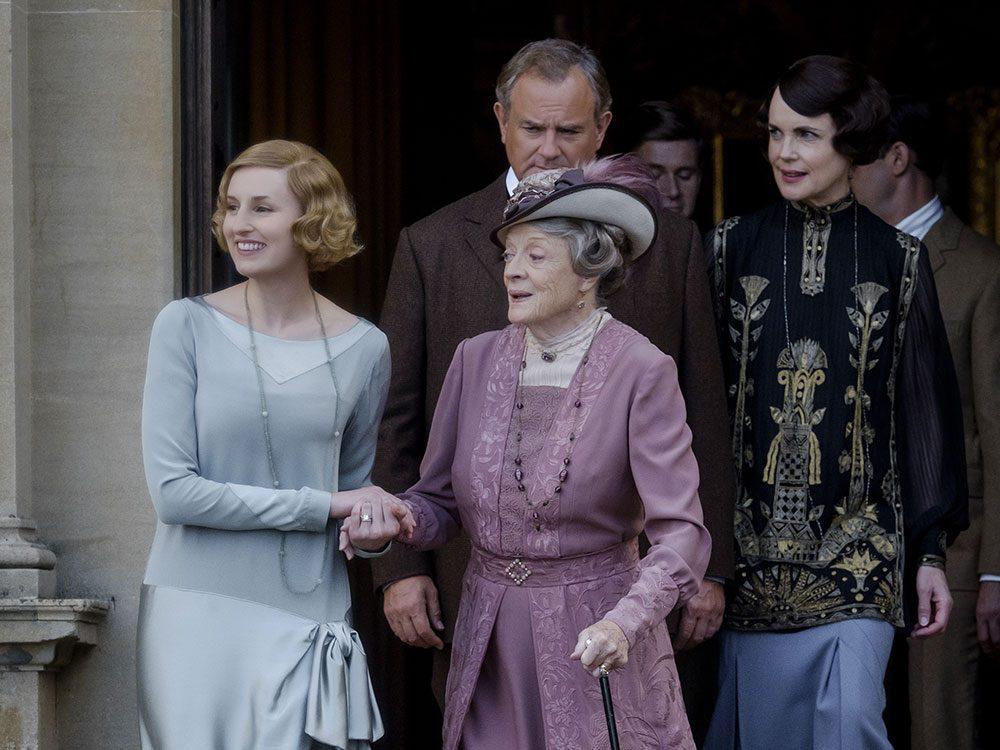 Downton Abbey fait partie des films et séries à voir au mois de septembre.