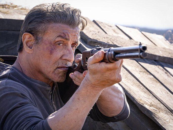 Rambo: la dernière mission (Rambo: Last Blood) fait partie des films et séries à voir au mois de septembre.