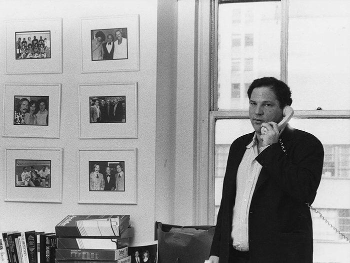 L'intouchable Harvey Weinstein fait partie des films et séries à voir au mois de septembre.