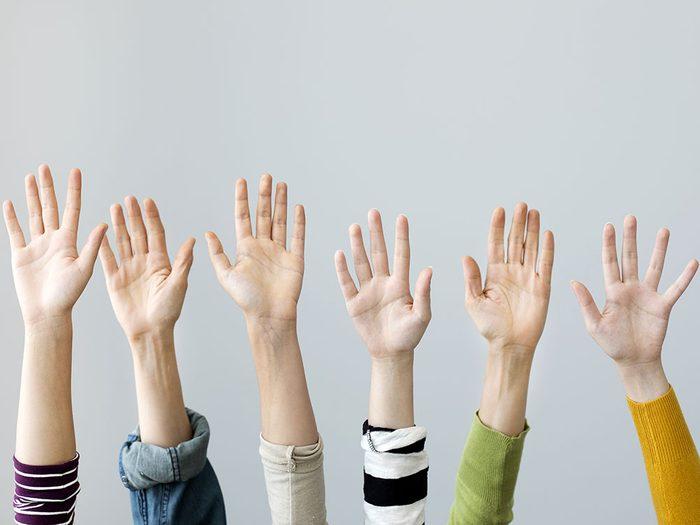 Chacun ses habitude de dépense mais, juste pour voir, levez la main si vous avez gaspillé de l'argent cette semaine…