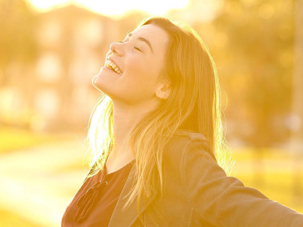 Vous manquez de calcium si votre corps manque de «vitamine du soleil».