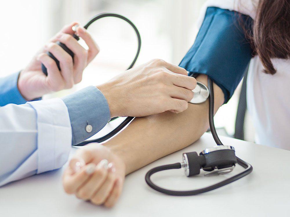 Vous manquez de calcium si vous faites de l'hypertension.