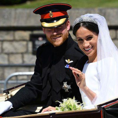 Meghan Markle voulait un mariage intime.