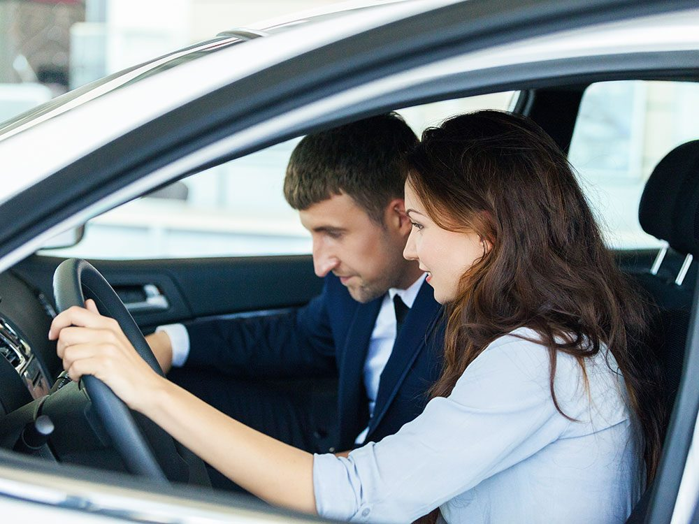 L'inspection de votre nouvelle voiture avant l'achat est primordiale.