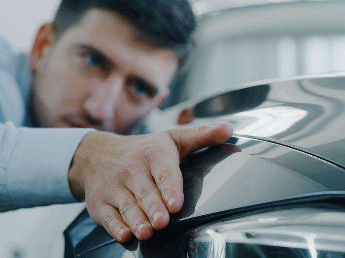 Ne pas signer sans avoir inspecté sa nouvelle voiture.
