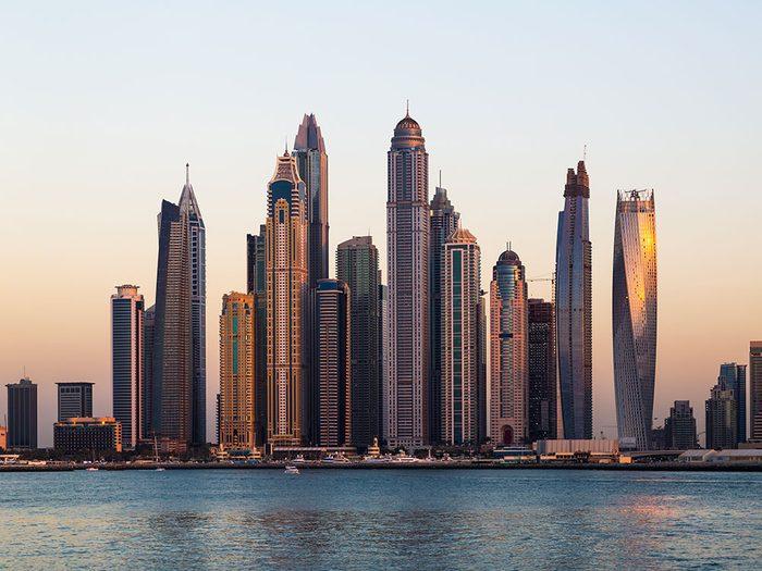 Marina 101 est l'un des plus hauts gratte-ciels du monde .