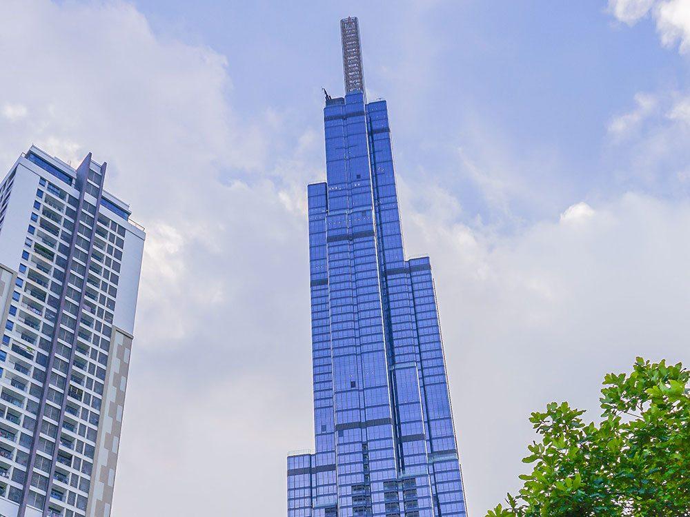 Le Vincom Landmark 81 est l'un des plus hauts gratte-ciels du monde .