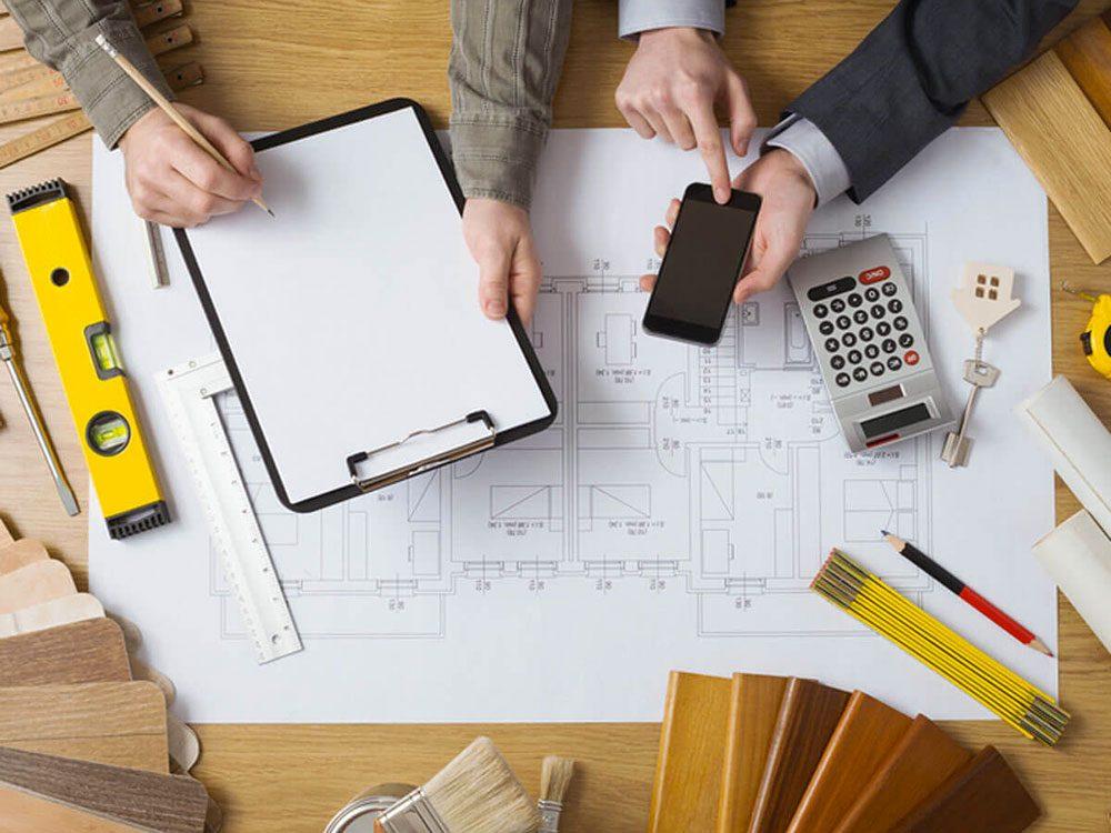 Ne commencez pas des travaux de rénovation avant d'avoir une vision claire de ce que vous voulez.