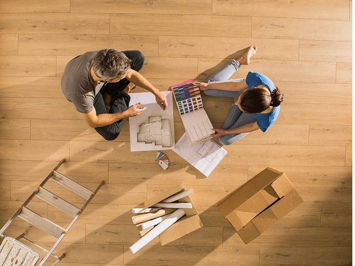 Voici 10 trucs à savoir avant de commencer des travaux de rénovation.
