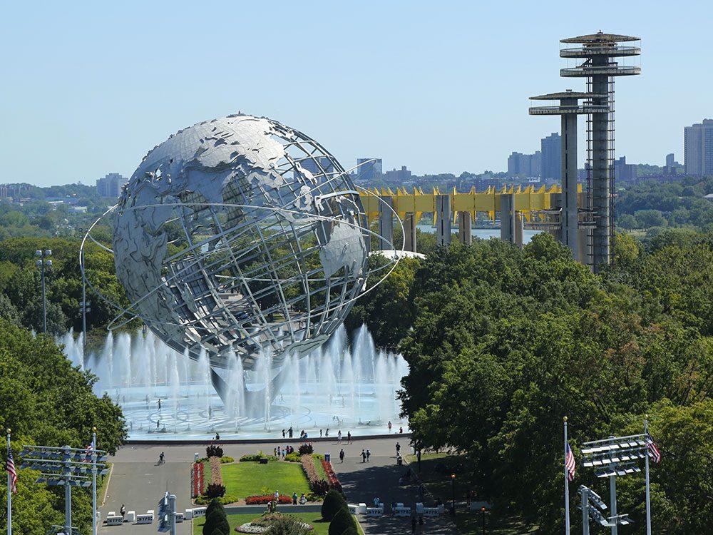 Le terrain des Expositions universelles est à visiter à New York!