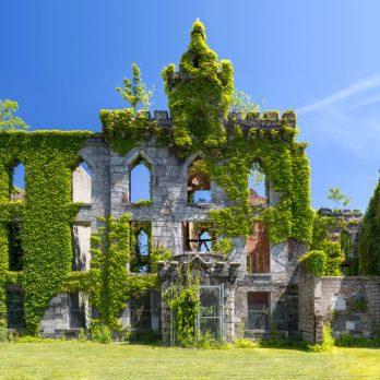 New York: 13 sites abandonnés que vous pouvez visiter