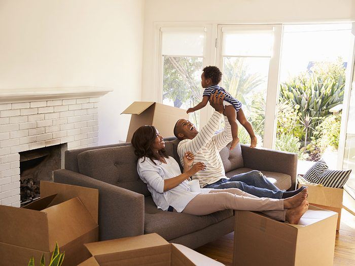 Posez-vous la question sur la possibilité d'agrandir la maison avant de l'acheter.