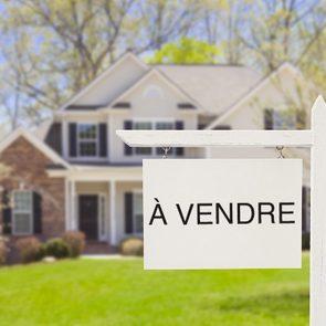 Vérifiez sa valeur de revente avant d'acheter une maison.