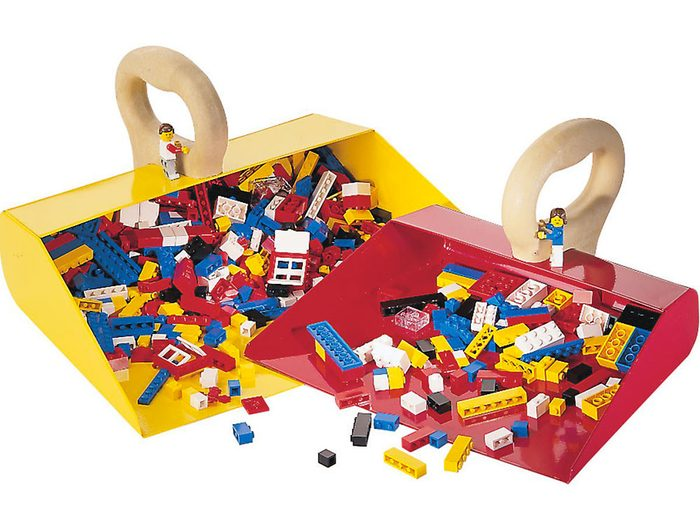 Tout le monde avait des Legos dans sa maison dans les années 1990.