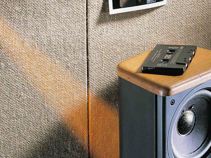 Tout le monde avait des cassettes audio et haut-parleurs géants dans sa maison dans les années 1990.