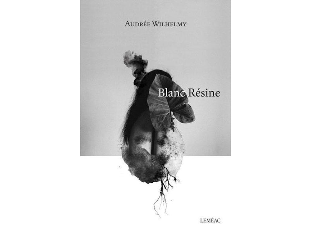 Blanc résine est un bon roman à lire au chalet!