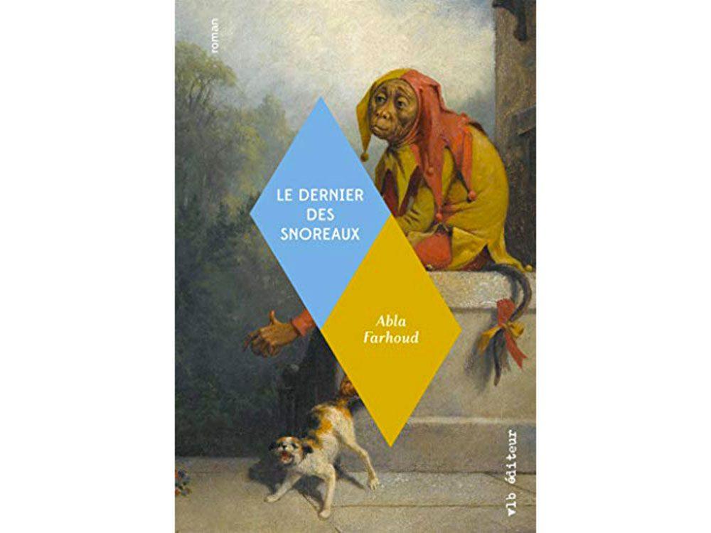 Le dernier des snoreau est un bon roman à lire au chalet!